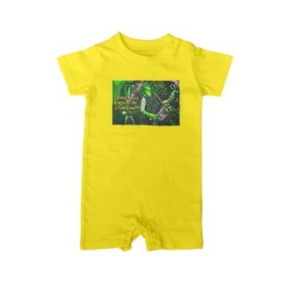 【Pシャツ】Ba.修 x エロックンドールズ004 Baby rompers
