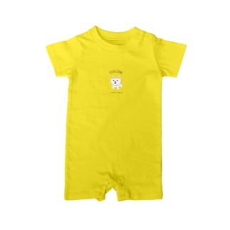 COLOM.チワワ!グッズ! Baby rompers