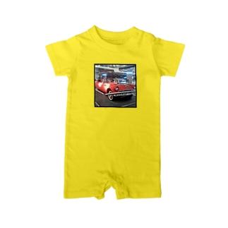 アメ車 Baby rompers