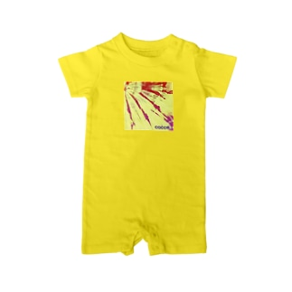 COCCO•D4 Baby rompers
