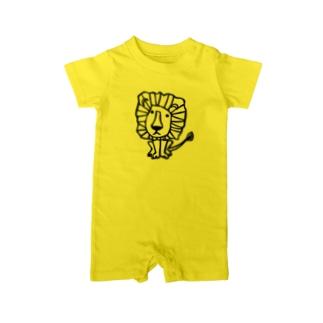 ライオンくん Baby rompers