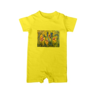 evol Baby rompers