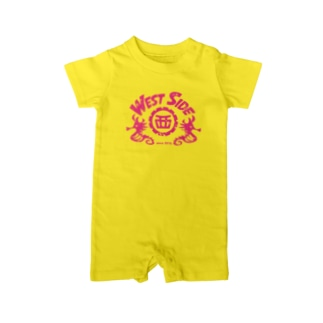 WEST SIDE ロンパース Baby rompers