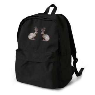 ジャッカロープたち Backpack