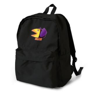 カラフルカラス Backpack