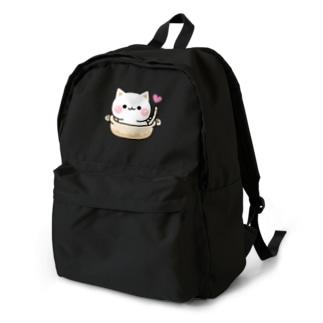気づかいのできるネコ ねこ鍋 Backpack