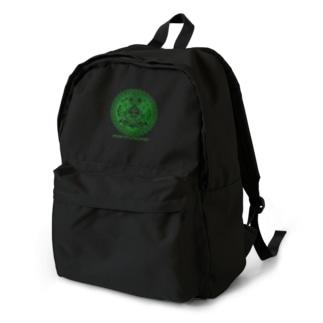 冥土印 翠 Backpack