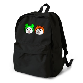 ババちゃん&ジジちゃん Backpack