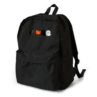 ハロウィンの仲間たち Backpack