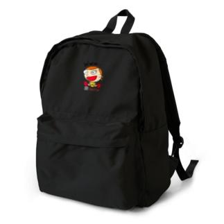 www charlie QR backpack