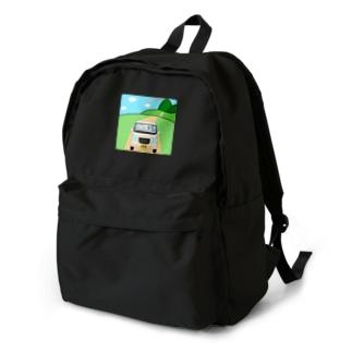 なまけもの号 ドライブ Backpack