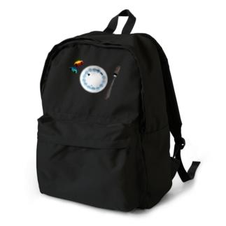 おやつをちょうだい! Backpack