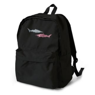 ゴブリンシャーク Backpack