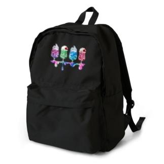 クリームソーダ Backpack