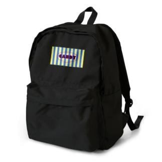 CANDY:しましま backpack