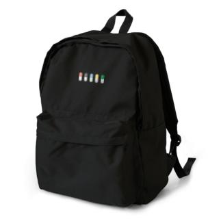 カプセル Backpack