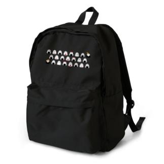 握りエナガ Backpack