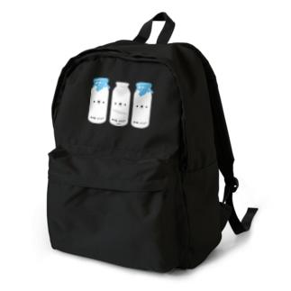 しろくま牛乳 Backpack
