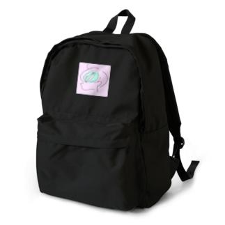 男の子と女の子 backpack