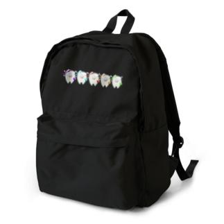 歯磨き5人兄弟 Backpack