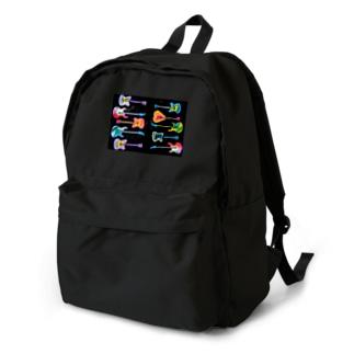 サイケギター🎸 Backpack