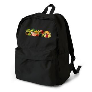 【forseasons】フルーツ盛り合わせ Backpack