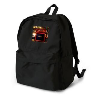 Marshall & Alcohol Backpack