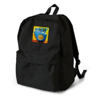 レトロ⚡アンプ Backpack