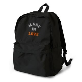 恋をした…京都で Backpack