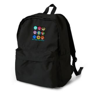ルチャどんちゃん Backpack