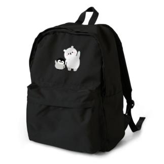 心くばりペンギン / シロクマといっしょver. Backpack