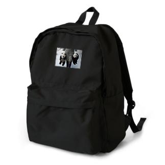 パンダ誘拐 Backpack