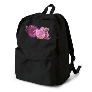 ローズティーカップ Backpack