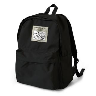 おにぎり猫のものがたり<龍が来た> Backpack