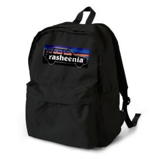 rasheeniaロゴ Backpack