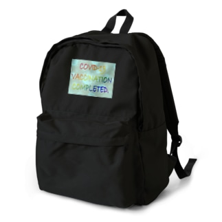 VACCINATION COMPLETED(B) Backpack