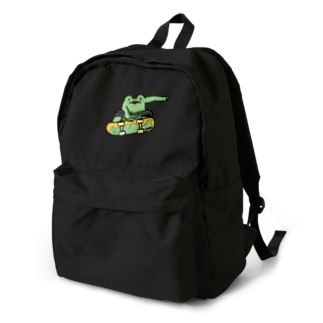 スケートボードのたかし backpack