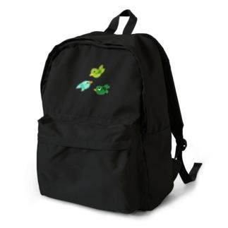 トリサン(鳥3) Backpack