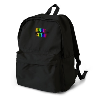 HIDEOUT COTTAGE カメレオン backpack