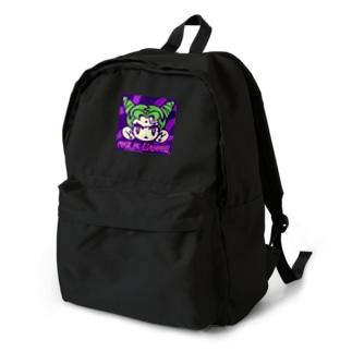 ガンつけ Backpack