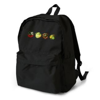 春のフルーツセット Backpack
