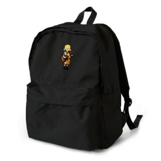 ギター少女 Backpack