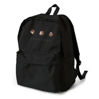 はりねずみレモさん Backpack