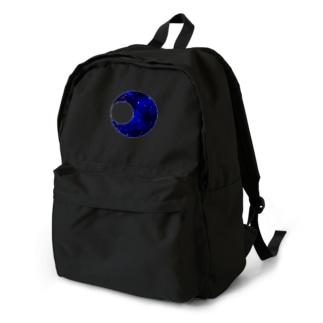 青い月 Backpack