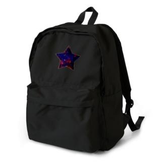 赤い星 Backpack