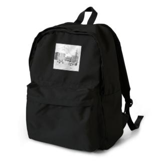 ストリートピアノ Backpack