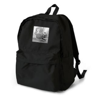 アマビエ様 Backpack