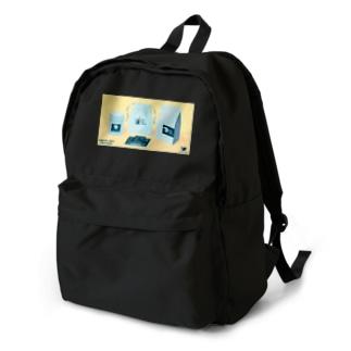 COFFEE GIFT -Chocolate- YELLOW Ver. Backpack
