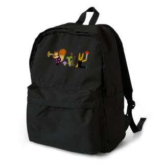 いいきのこC Backpack