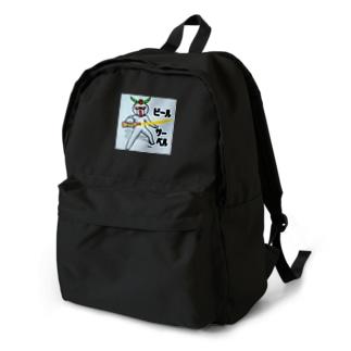 ビールサーベル Backpack